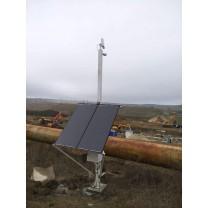 Автономная система видеонаблюдения за строительством