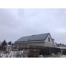 Гибридная солнечная электростанция
