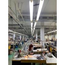 Освещение на фабрике «Элема»
