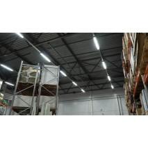 Проект по освещению под ключ строительного магазина «Мастак»