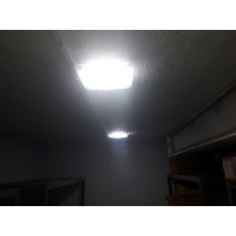 """Светильники в морозильные камеры для сети магазинов """"Алми"""""""