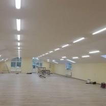 Светодиодные лампы в зал для йоги