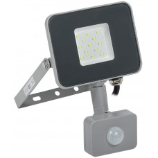 Прожектор СДО 07-10Д светодиодный серый с ДД IP54 IEK
