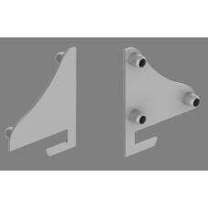 Заглушка для профиля Geniled 12059 левая