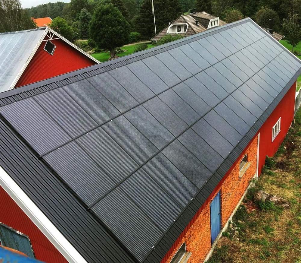 Сетевая солнечная электростанция 18.6 кВт в Минске